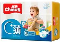 Купить <b>подгузники Chiaus Pro Core</b> XL (/ 40 pcs) > цены Chiaus ...