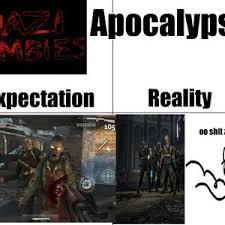 Nazi Zombie Apocalypse by derpinallday - Meme Center via Relatably.com