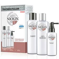 Ниоксин <b>Набор</b> 3х-ступенчатая <b>система System</b> 3, XXL-формат
