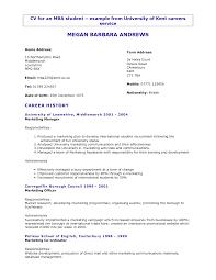 resume mba admission international business mba international business cv mba college