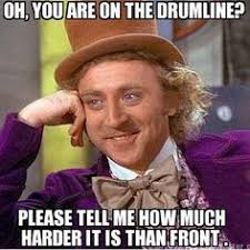Band nerd! on Pinterest   Marching Bands, Drumline and Marching ... via Relatably.com