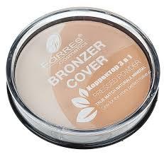 Farres <b>Пудра</b>-<b>корректор</b> компактная Bronzer Cover 3 в 1 — купить ...