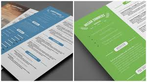 well designed resume examples for your inspiration clean resume template by cursive q designs