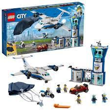<b>LEGO City</b> Sky <b>Police</b> Air Base <b>60210</b> : Target