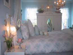 shabby chic magic blue shabby chic bedding