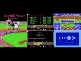 The Sporting News Baseball / LRR Theme - YouTube