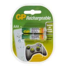 <b>Аккумулятор GP</b> AAA, <b>850</b> мА/ч, 2 шт. в Москве – купить по низкой ...