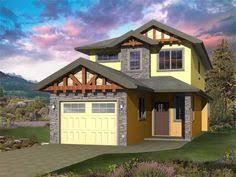 images about House Plans Narrow Lot   View on Pinterest    House Plans For Narrow Lots With Rear Garage  http   modtopiastudio com