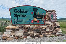 「1869 transcontinental railroad golden spike」の画像検索結果