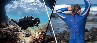 Your Guide to <b>Scuba Diving</b> Wetsuits – DeeperBlue.com