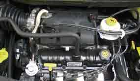 2001 2007 chrysler town country voyager and dodge caravan chrysler s engines started the 150 horsepower 2 4 liter four cylinder went to the popular and reliable 3 3 and finished the big 3 8 v6
