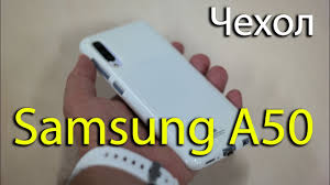 Samsung Galaxy A50. Белый <b>чехол Goospery</b> by <b>Mercury</b>. Asker ...
