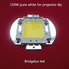 <b>free shipping 1pcs</b> bridgelux projector COB LED integrate lamp ...