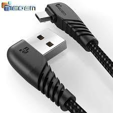 TIEGEM 90 градусов <b>usb</b> type <b>C</b> кабель 3A <b>USB C кабель type C</b> ...