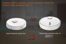 Сравним <b>роботы пылесосы Xiaomi</b> Roborock <b>Sweep</b> One и ...