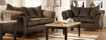 living room ideas for cheap:  living room opulence of modern dark brown fabric couch living room furniture sets cheap ideas