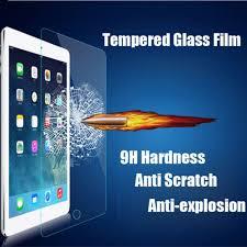 2x Genuine <b>Tempered Glass</b> Protector Guard <b>Film For</b> Lenovo TAB ...