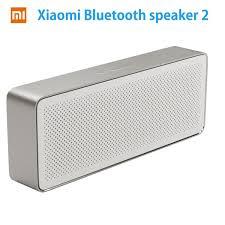 <b>Original Xiaomi Mi Bluetooth Speaker</b> Square Box 2 <b>Xiaomi</b> Portable ...