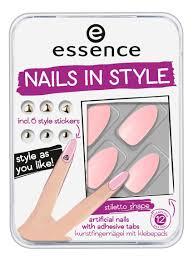 Купить <b>накладные ногти на клейкой</b> основе nails in style no03 ...