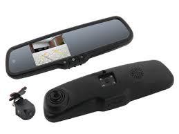 Видеорегистраторы с тремя камерами - спереди, сзади и в салон