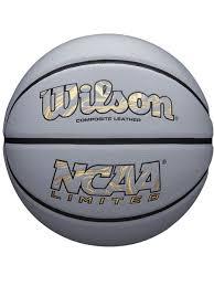 Композитный <b>баскетбольный мяч</b> NCAA LIMITED <b>GOLD</b> Wilson ...