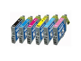 6-Pack Replacement Cartridges for EPSON <b>T5591</b>-<b>T5596</b> - InkOwl