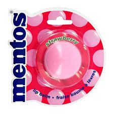 <b>Бальзам для губ</b> `MENTOS` <b>Strawberry</b> 7 г купить в интернет ...