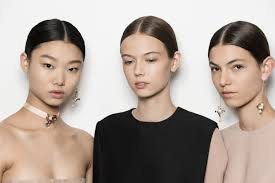 Гений чистой красоты: бьюти-образы <b>Dior Haute Couture</b> | Vogue ...