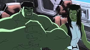 Resultado de imagen de hulk y los agentes de smash