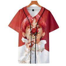 <b>kpop EXO GOT7 jin</b> suga T shirt map of the soul persona summer ...