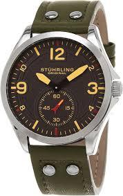 Купить <b>Мужские</b> наручные <b>часы Stuhrling</b> 684.03 | «ТуТи.ру ...