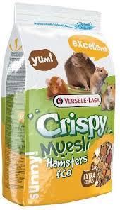 <b>VERSELE</b>-<b>LAGA корм</b> для хомяков и других грызунов <b>Crispy</b> ...