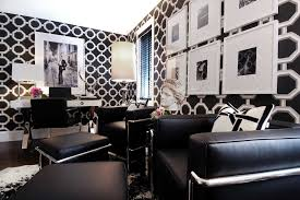 impressive art deco wallpaper decorating ideas for home office contemporary design ideas with impressive artwork black art deco office contemporary