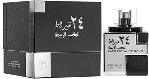 <b>Lattafa 24 CARAT WHITE</b> GOLD Eau de Parfum - 100 ml(For Men ...