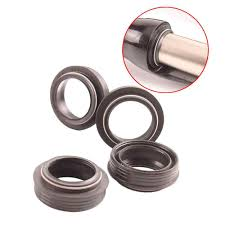 <b>1Pc Bicycle Front</b> Fork Dust Seal 32MM 41MM Seal &Sponge Rings ...