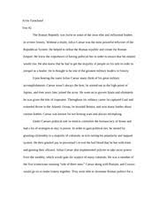 punic wars essay   jasmine tazi history of ancient rome exam    pages roman republic essay
