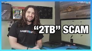 2TB <b>Flash Drive</b> Scam - YouTube