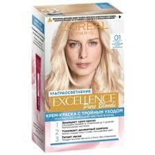 «LOREAL EXCELLENCE краска для <b>волос тон</b> 7 русый ...