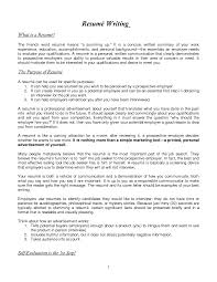 resume  resume background summary examples  chaoszresume
