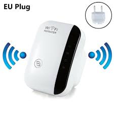 Router <b>300Mbps Wireless</b> Range Extender <b>WiFi Repeater</b> Signal ...