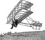 Image result for free clipart wright brothers plane