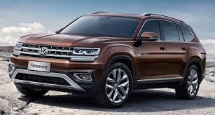 Купить автоаксессуары для Volkswagen Teramont (2017 - по н.в ...
