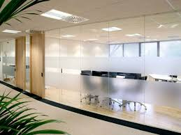 glass wall cheap office dividers