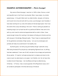 cover letter examples of biography essays examples of life lesson cover letter example of self biography essay expense report templateexamples of biography essays large size