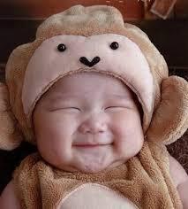 Senyum membuat segalanya menjadi indah