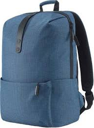 Рюкзак Xiaomi <b>Mi Casual Backpack</b> (<b>Blue</b>) ZJB4055CN купить в ...