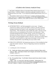 college essays college application essays examples of literary  example of literature review essays literary analysis essay examples middle school literary essay examples th grade