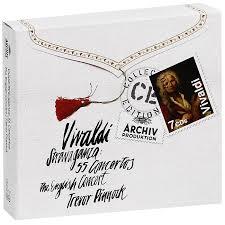 <b>Trevor Pinnock</b>. <b>Vivaldi</b>: Stravaganza: 55 Concertos. The English ...