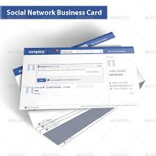 social network business card by despotdesign graphicriver social network business card creative business cards · 01 front jpg