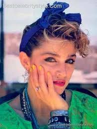 madonna eye makeup 80s 8